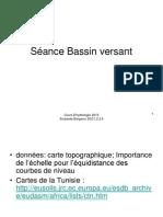 Séance Bassin Versant_GC2015