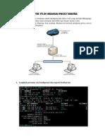 Mikrotik v5 Proxy Server
