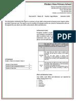 report sample portfolio