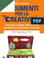 """E-Book PNL """"Strumenti per la creativita' """" Michael Michalko"""
