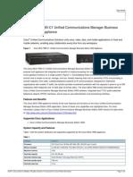 Data Sheet c78-651941 Appliance