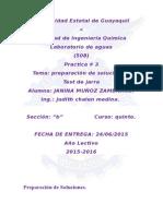 Deber Lab de Aguas 508 Informe #2
