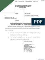 Anascape, Ltd v. Microsoft Corp. et al - Document No. 105
