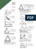 Areas - Algebra