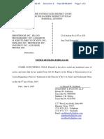 Wolf v. Brightroom, Inc. et al - Document No. 2