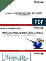 5 Conceptos de Ajustes y Tolerancias _claudio Avendaño