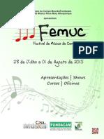 livreto III FEMUC 2015