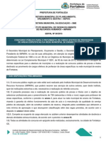 Edital 50.2015 - Concurso Sme - Professor de Areas Especificas