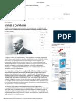 De Ípola, Volver a Durkheim