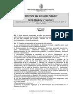 Decreto Ley 560 1973 Estatuto Del Empleado Público