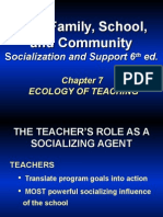 Roles of Teachers