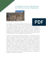 El Pueblo Antiguo de Huaquis.docx