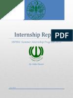 SBPBSC Internship Report AbdulBaseer
