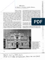PAOLETTI y RADKE - El Arte en La Italia Del Renacimiento - Milan, Ludovico El Moro y El Gran Estilo Clasico