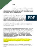 LEY 366-A-1997 de Portugal sobre manejo de residuos