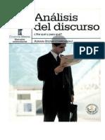 Bolivar, Adriana (Comp.) (2007) - Analisis Del Discurso. Por Qué y Para Qué