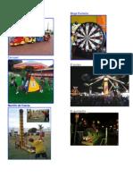 14 Juegos de Feria