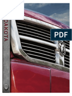 Dodge Dakota 2011 Misc Documents-Brochure