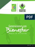 Manual Generaciones Con Bienestar 2015 (1)