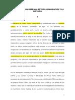 PEDRO GOMEZ VALDERRAMA ENTRE LA IMAGINACIÓN Y LA  HISTORIA (1)