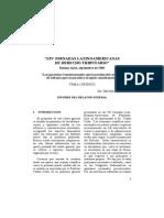 Garantías Constitucionales ante la Presión de los Tributos