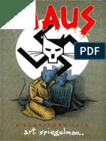 Maus 1 - Art Spiegelman
