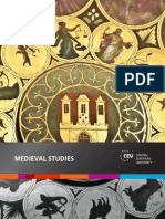 Ceu Department Medieval Studies