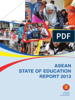 ASEAN State of Education Report 2013