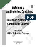Presentacion - El Plan de Reportes (Semestre 2015-II)