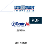 Minuteman Sentry HD English