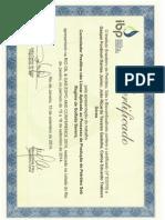 Rio Oilandgas 2014 Certificado de Apresentaca