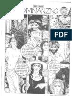 """""""Adivinanzas"""", cómic sobre el mito de Edipo Rey por Jesús Gracia"""