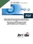 Ts 133402v110400p-SAE Non 3GPP Access Security