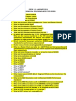 Ecdis 2014 Revision Notes