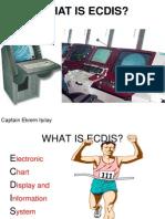 What is ECDIS Ekrem Hoca