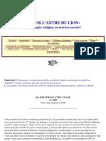 Scientologie Religion, Secte Ou Services Secrets-French-Reveillez Vous by Hasard