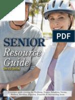 2015 Senior Resource Guide