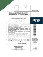 Matura 2007 - fizyka - poziom podstawowy - arkusz maturalny (www.studiowac.pl)