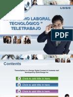 El Derecho Laboral Tecnológico