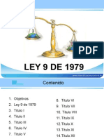 2 Ley 9 1979