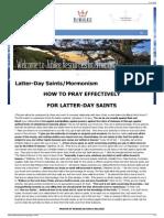 7  Jubilee Resources Latter-Day Saints-Mormonism