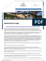 8 Jubilee Resources Martial Arts & Yoga