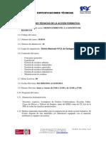 39530-Especificaciones Tecnicas Del Curso Medioambiente La Gestion de Residuos