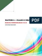 20131016_Materi7-ClassdanObjek