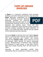 History of Indian Banking