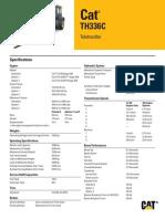 CAT TH336C.pdf