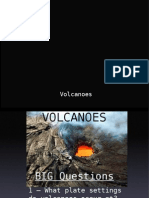 Notes Volcano Notes