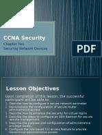 CCNA Security Part 2a