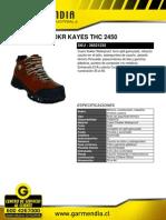 Botin a.shoe Dkr Kayes Thc 2450
