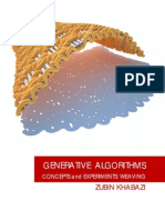 Weaving - Generative Algorithms